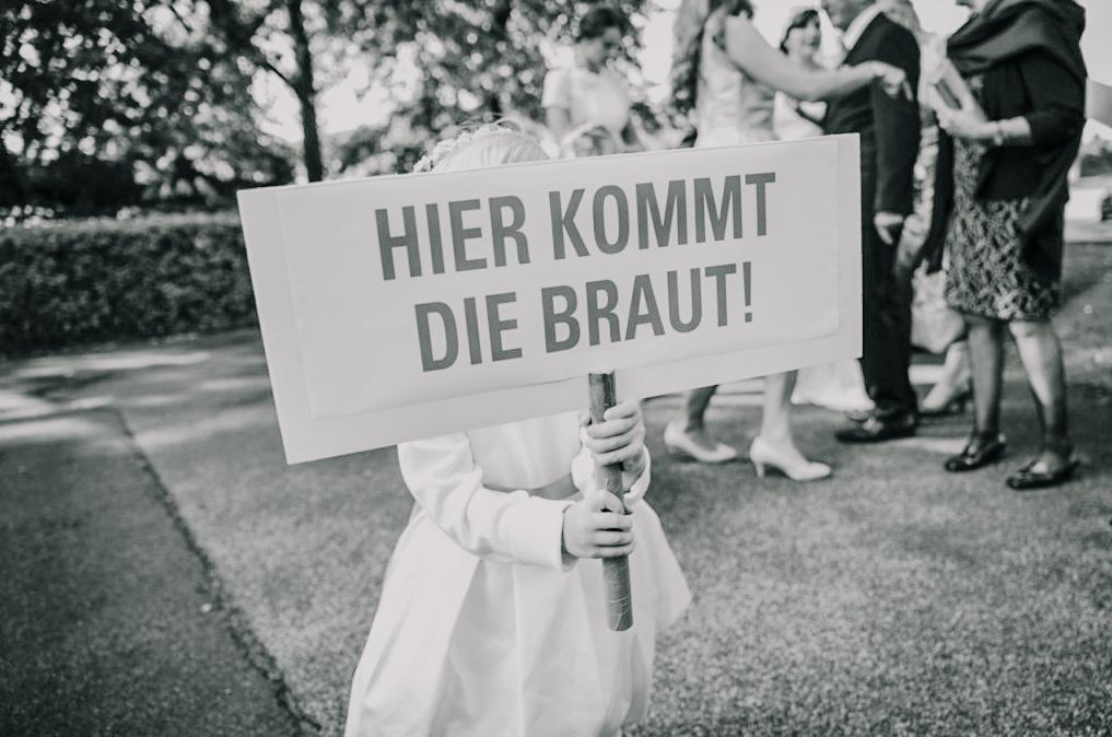 Standesamtlichen Trauung – Wie lange brauchen wir den Hochzeitsfotografen?
