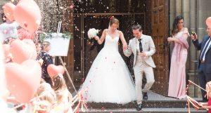 Kirchliche Trauung Hochzeitsfotos Lippstadt