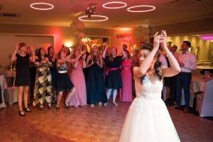 Hochzeitsfotograf Köln Brautstrausswerfen