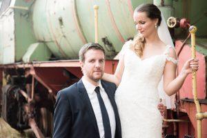 Brautpaar Shooting Hochzeitsfotograf Bochum